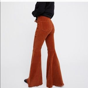 """NEW Free People bell bottoms """"Just Float on"""""""